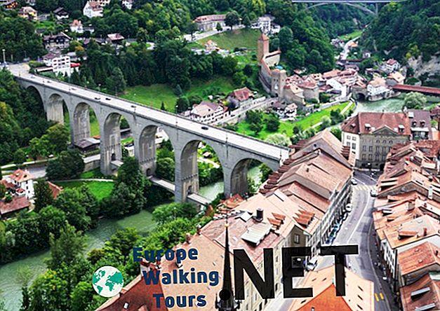 15 най-добри градове за посещение в Швейцария