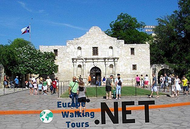 10 Top Sehenswürdigkeiten in San Antonio