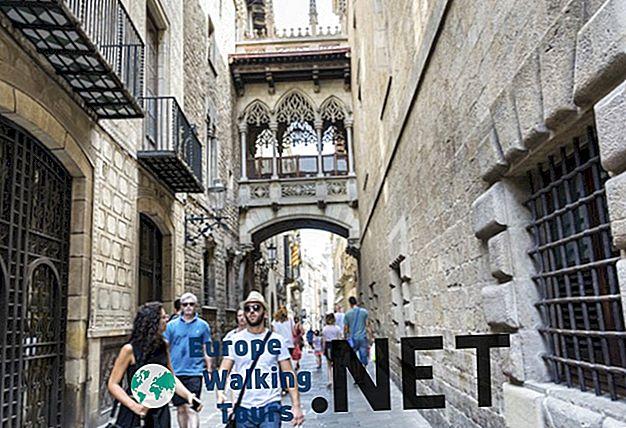 أين تقيم في برشلونة: أفضل الأحياء والفنادق