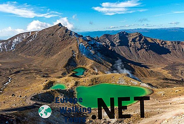 أعلى 10 مناطق الجذب السياحي في نيوزيلندا