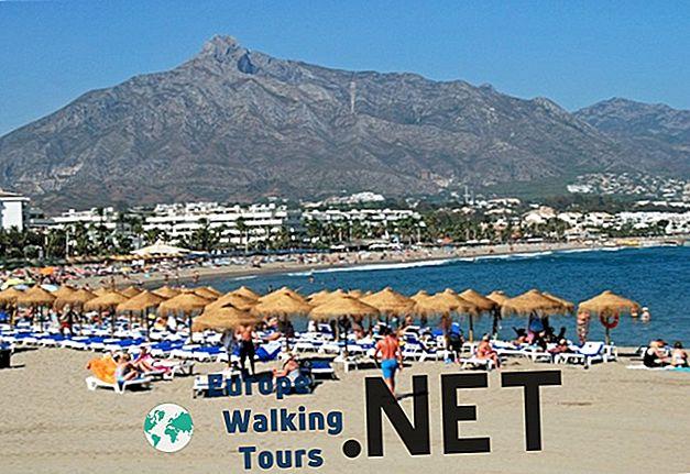 Übernachten an der Costa del Sol: Beste Städte & Hotels