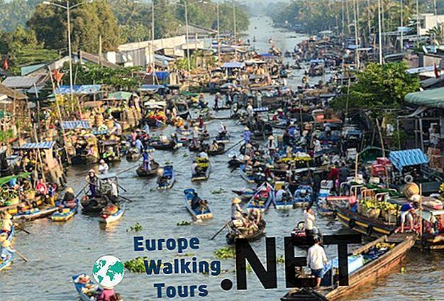 10 najnepovoljnijih odredišta u Vijetnamu