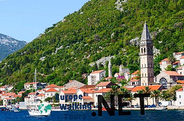 10 Tempat Terbaik untuk Kunjungi di Montenegro