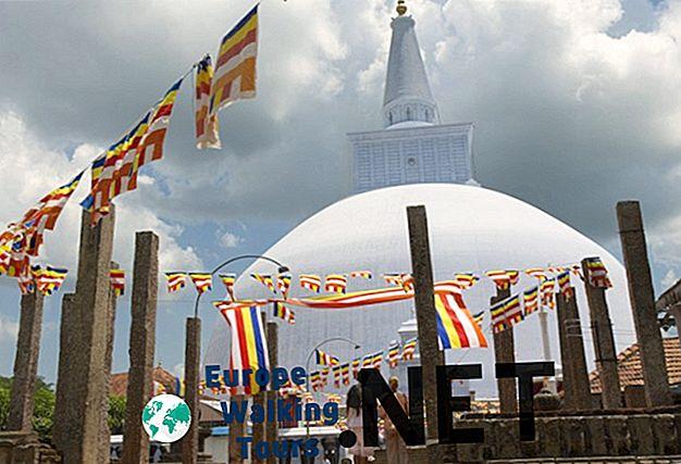 15 најбољих градова у Шри Ланки