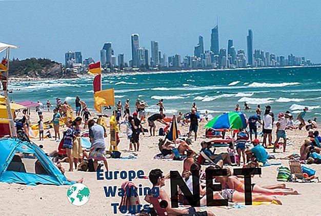 15 beste byer å besøke i Australia