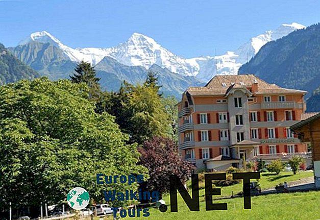 8 Melhores lugares para ficar em Interlaken
