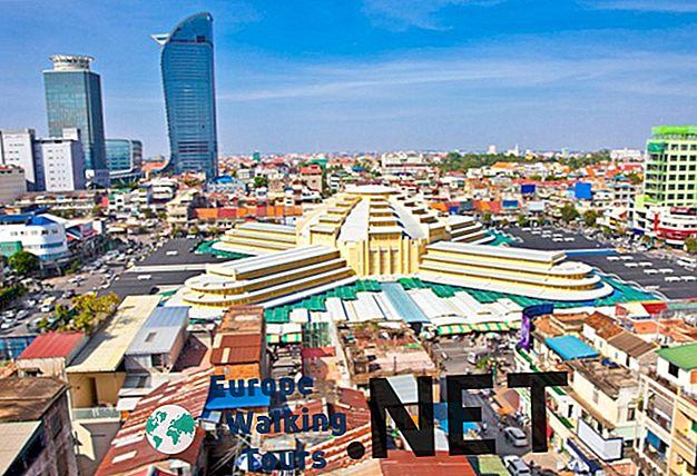 10 Топ Туристичке атракције у Пном Пену