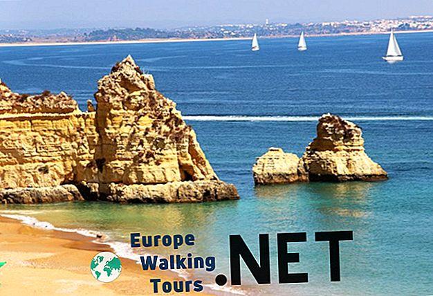 10 mest fantastiske destinasjoner i Sør-Portugal