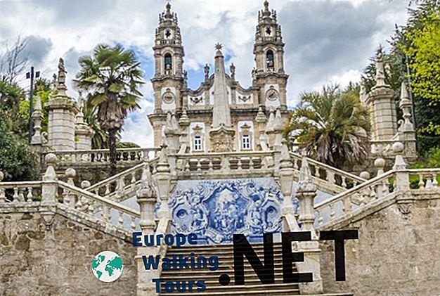 10 najbolj neverjetnih destinacij na severu Portugalske