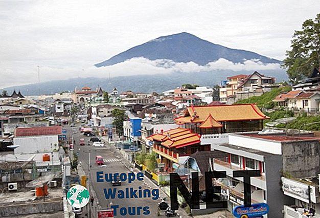 15 najlepszych miast do odwiedzenia w Indonezji