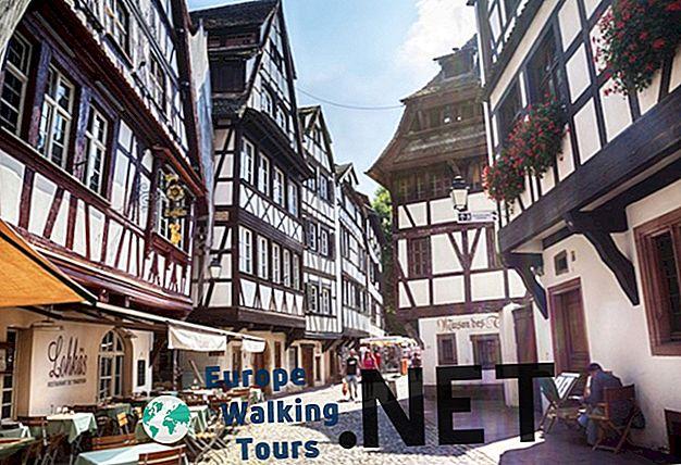 12 Топ туристически атракции в Страсбург