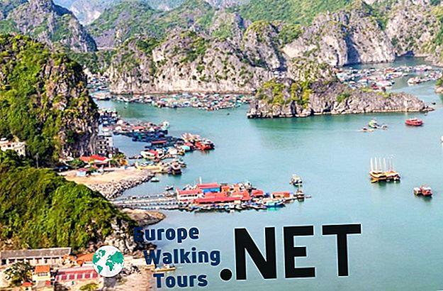 10 най-невероятни дестинации в Северния Виетнам