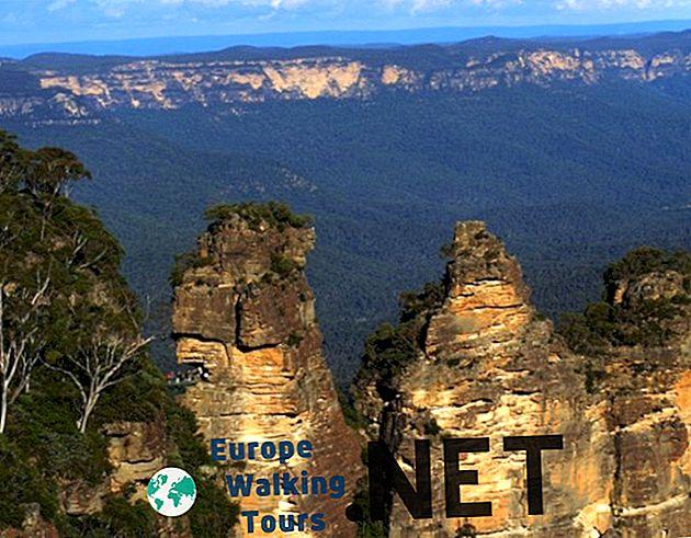 10 Top Sehenswürdigkeiten in Australien