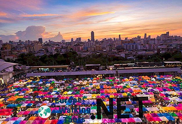 Kaip praleisti 2 savaites Tailande Pavyzdinis maršrutas