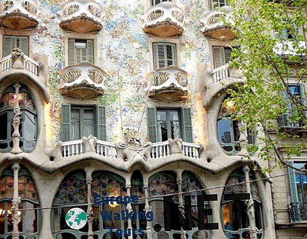 25 Top Sehenswürdigkeiten in Barcelona