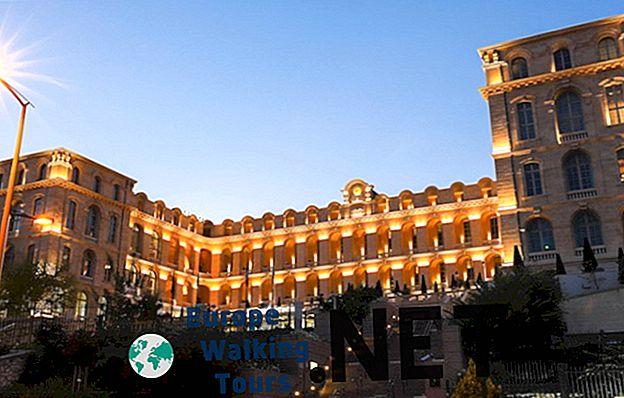 8 besten Übernachtungsmöglichkeiten in Marseille