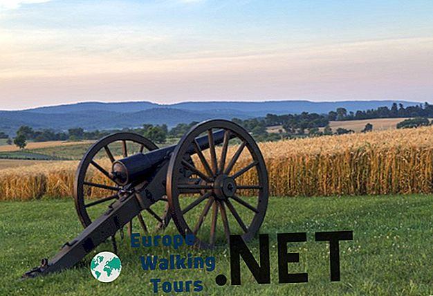 10 najboljih mjesta za posjetiti u Marylandu