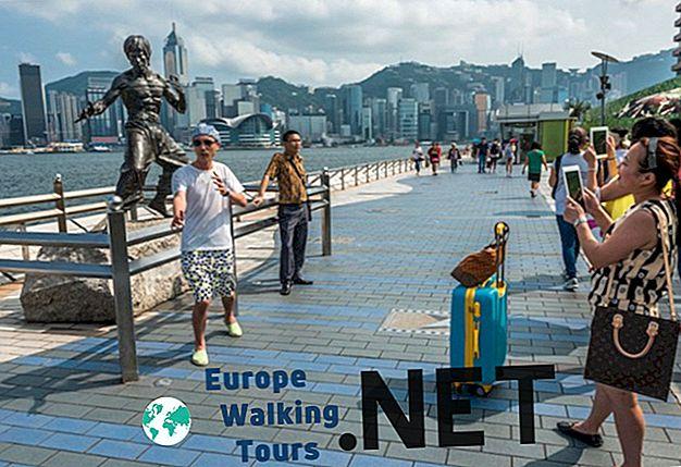 17 Top turistattraktioner i Hong Kong