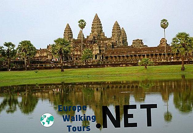 10 mejores lugares para visitar en Camboya