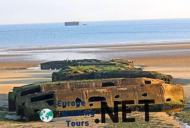 10 най-добри места за посещение в Нормандия