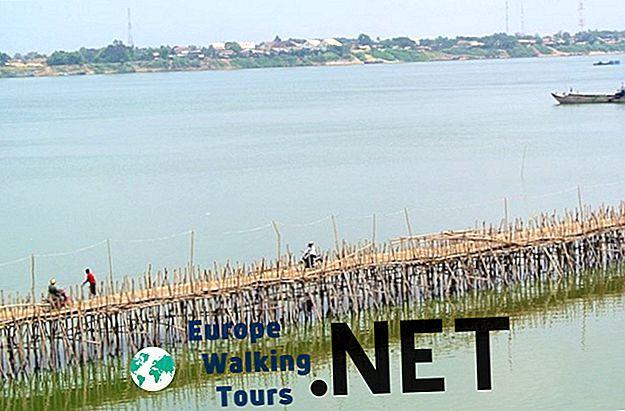 12 besten Städte in Kambodscha zu besuchen