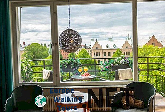 8 meilleurs endroits pour séjourner à Stockholm