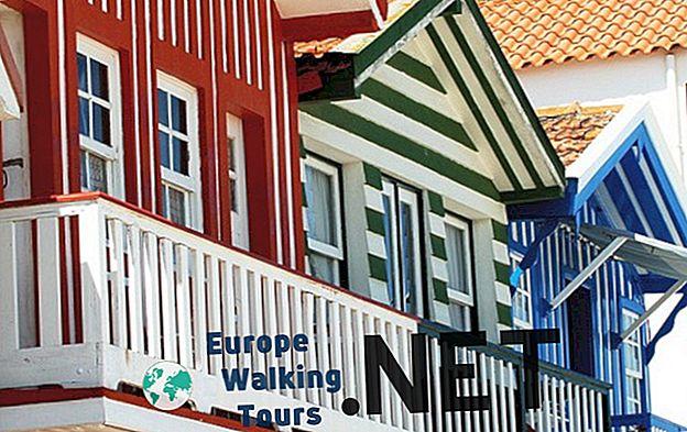 10 bedste steder at besøge i Portugal
