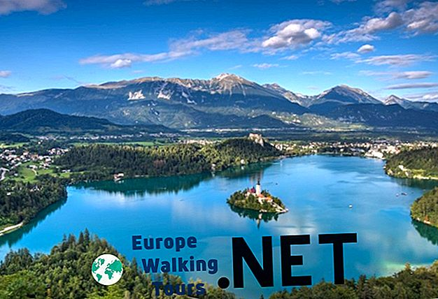 10 najlepších miest v Slovinsku