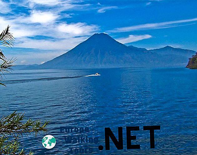10 Top Sehenswürdigkeiten in Guatemala