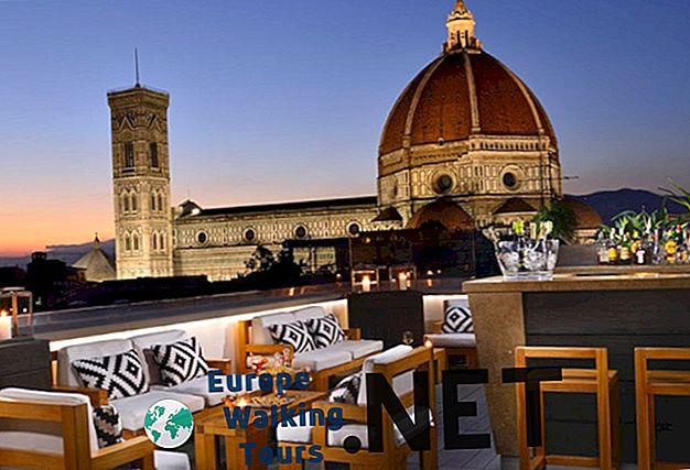 7 hoteluri de top în Florența