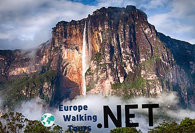 17 Največjih slapov na svetu