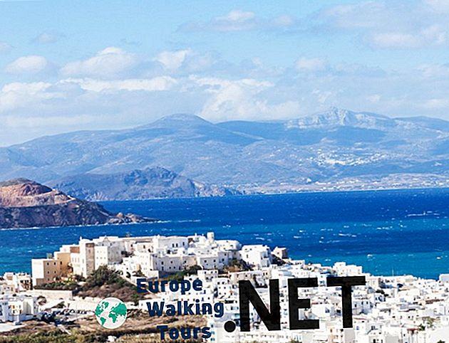 Hogyan töltsön 2 hetet Hopping-szigetet Görögországban