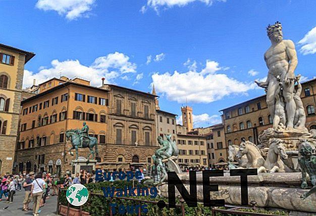 15 principais atracções turísticas em Florença