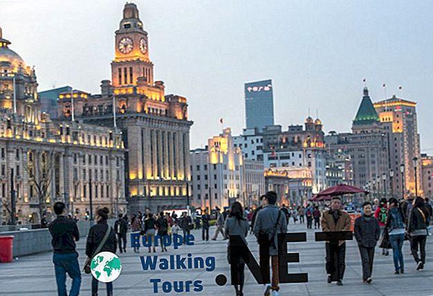 10 Top Sehenswürdigkeiten in Shanghai