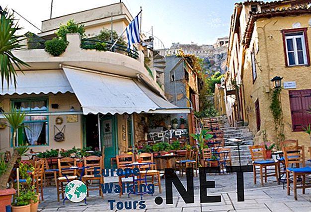 Како провести једну седмицу у Грчкој?