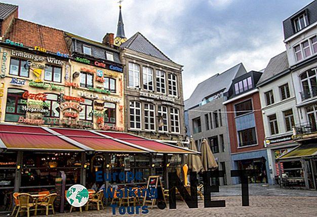 15 meilleures villes à visiter en Belgique