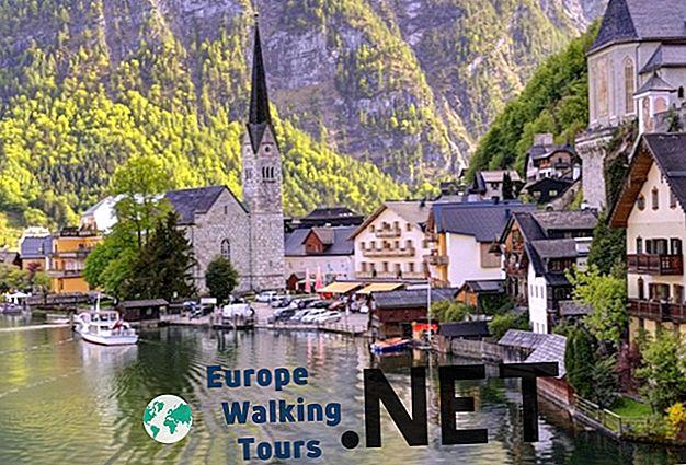 10 besten Orte in Österreich zu besuchen