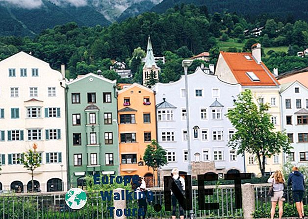 12 เมืองที่น่าเที่ยวที่สุดในออสเตรีย