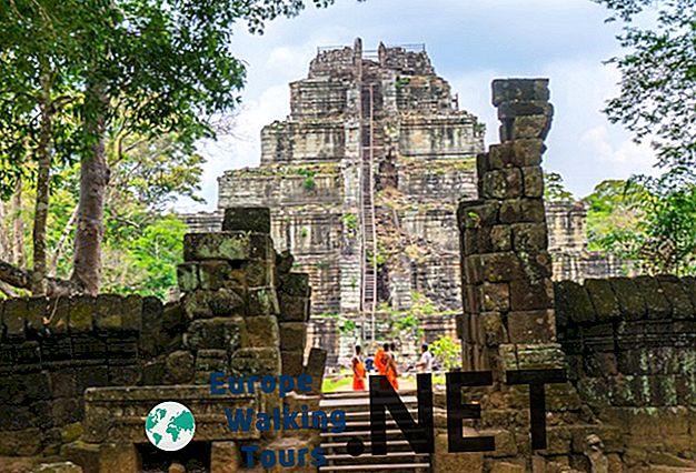 10 najboljih turističkih atrakcija u Kambodži