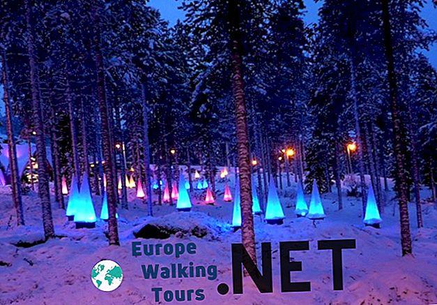 10 nejlepších míst k návštěvě ve Finsku