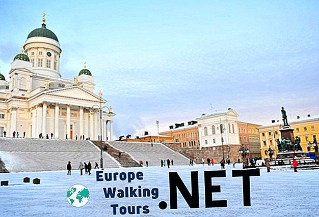 10 Топ Туристичке атракције у Хелсинкију