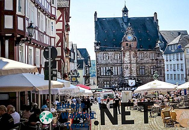 10 meest verbazingwekkende bestemmingen in West-Duitsland