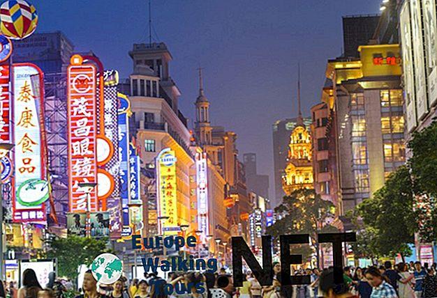 Kur apsistoti Šanchajuje: geriausios kaimynystės ir viešbučiai