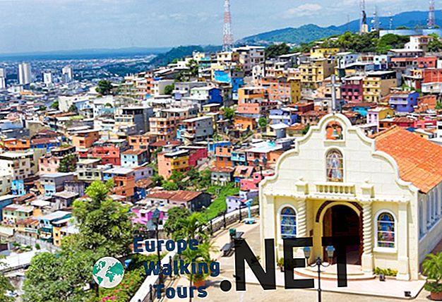 15 najlepszych miast do odwiedzenia w Ekwadorze