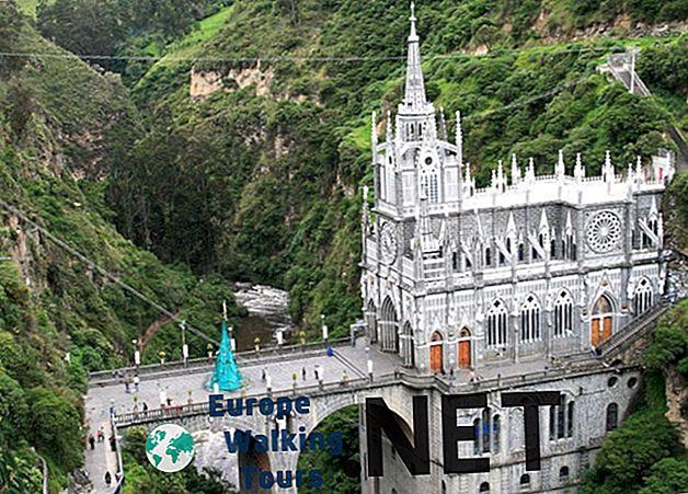 10 najboljih turističkih atrakcija u Kolumbiji
