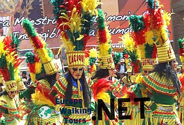 10 geriausių lankytinų vietų Bolivijoje