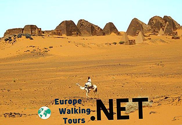 Besuchen Sie Meroë: Die mysteriösen Pyramiden des Sudan