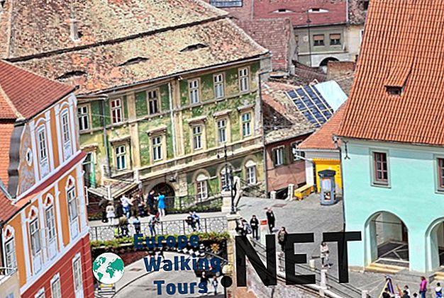 12 geriausių miestų apsilankyti Rumunijoje
