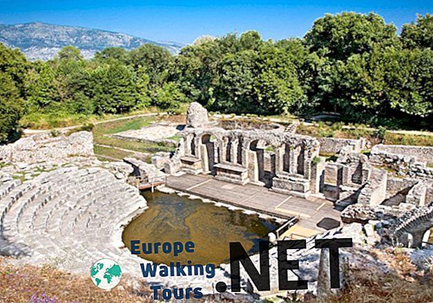 10 besten Orte in Albanien zu besuchen