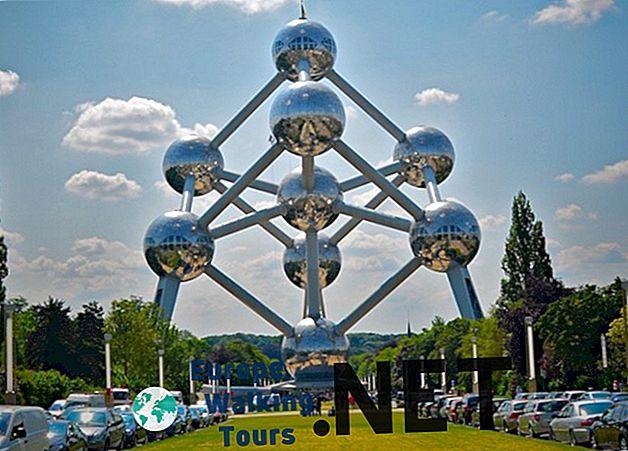10 populārākās apskates vietas Briselē